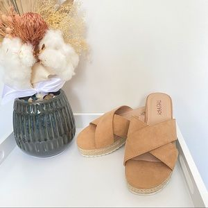 Therapy Espadrilles Low Platfrom Sandals